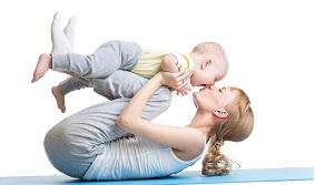 Yoga maman bb